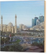 Manama Bahrain Wood Print