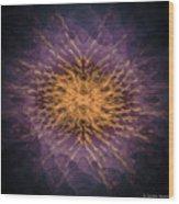 Mandala 171115-3253-2 Wood Print