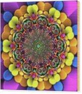 Mandala 46756767856 Wood Print