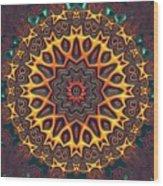 Mandala 574535675 Wood Print