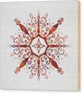 Mandala Art 2 Wood Print