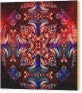Mandala Magic Wood Print