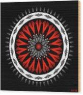 Mandala No. 98 Wood Print