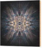 Mandala171115-3259 Wood Print