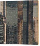 Mandarin Oriental, New York Wood Print