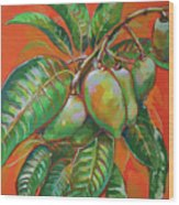 Mango Wood Print
