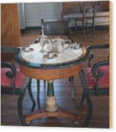 Manigault Dining Wood Print