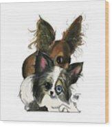 Manning 3260 Wood Print