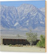 Manzanar A Blight On America 1 Wood Print