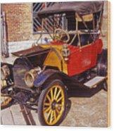 Marathon Motorcar Wood Print