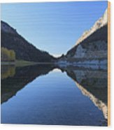 Marble Canyon British Columbia Wood Print