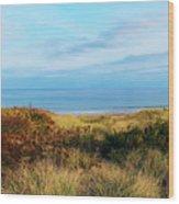 Marconi Highlands Wood Print