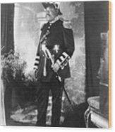 Marcus Garvey 1887-1940 Wood Print