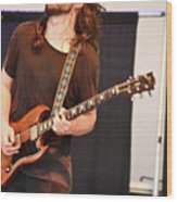 Marcus Of Ten Years After Wood Print