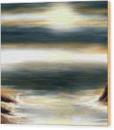 Mares  Wood Print