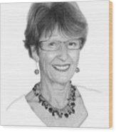 Margaret Wood Print
