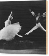Margot Fonteyn 1919-1991, And Alexis Wood Print by Everett