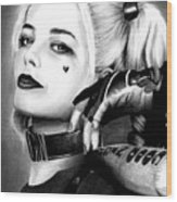 Margot Robbie  Wood Print