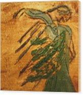 Maria - Tile Wood Print