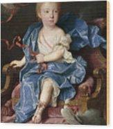 Maria Antonia Fernanda De Borbon. Infanta Of Spain. Future Queen Of Sardinia Wood Print