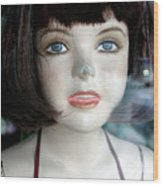 Maria Fi Wood Print