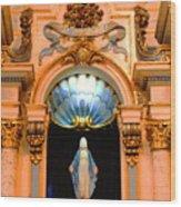 Maria Immaculata Wood Print