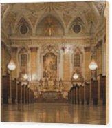 Marianische Mannerkongregation Munich Wood Print