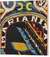 Marianita Wood Print