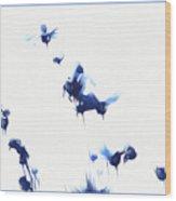 Marias Song Wood Print