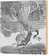 Marie Blanchard, 1819 Wood Print