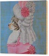 Marie Catoinette Wood Print