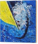 Marine Venture IIi Wood Print