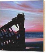 Mariners Sky 20 Wood Print