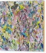 Mariposas En Tu Alma Wood Print