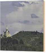 Marksburg Castle 29 Wood Print