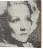 Marlene Wood Print