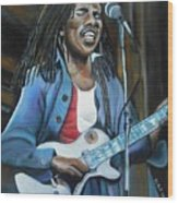 Marley Wood Print