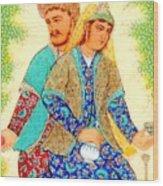 Marriage Custom Wood Print