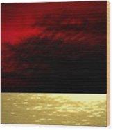 Mars Wood Print