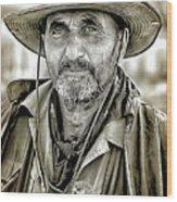 Marshal Pike Wood Print