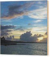 Marshall Islands Wood Print