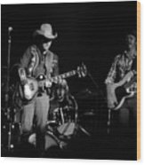 Marshall Tucker Winterland 1975 #10 Wood Print