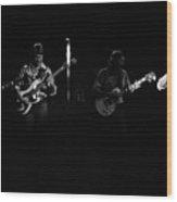 Marshall Tucker Winterland 1975 #19 Wood Print