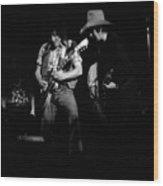 Marshall Tucker Winterland 1975 #28 With Elvin Wood Print