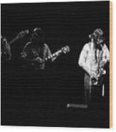 Marshall Tucker Winterland 1975 #31 Wood Print