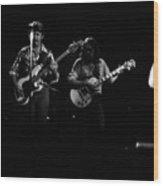 Marshall Tucker Winterland 1975 #33 Wood Print