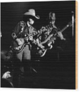 Marshall Tucker Winterland 1975 #4 Wood Print