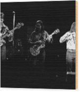 Marshall Tucker Winterland 1975 #8 Wood Print