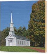 Martha Mary Chapel Wood Print