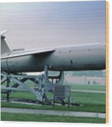 Martin Cgm-13b Mace Uav, Surface-to-surface Tactical Missile Wood Print
